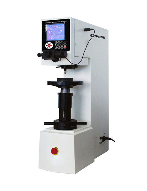 8 - 650 HBW half automatic Digital Brinell Hardness Tester BH-3000B Brinell microscopes